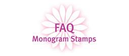 Monogram Stamps