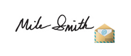 Email / Fax Signature