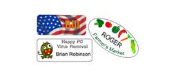 Full Color Name Badges