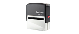 MaxStamp Self-Inking Stamps