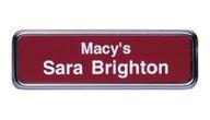 Framed Name Badges