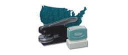 Notary Stamps & Supplies