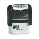 Printer Line Self-Inking Stamps