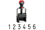 Metal Number Stamps (Heavy Duty)