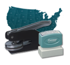 Notary Supplies & Professional Stamps for all 50 states.