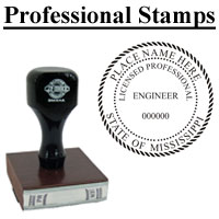 Professional Stamps