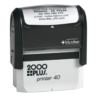 Cosco Printer 40 Self-Inking Stamp